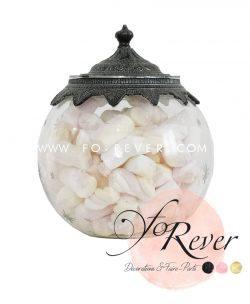 Bonbonniere étoile - grande taille - vintage - Forever décoration de mariage