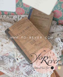 Location de livres anciens - FoRever