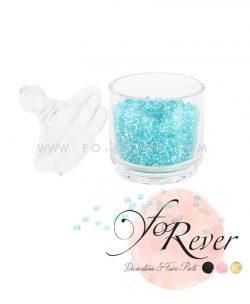 Perles de pluie - turquoise - FoRever - Décoration de Mariage