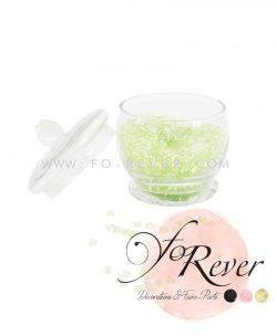Perles de pluie - vert clair - FoRever - Décoration de Mariage
