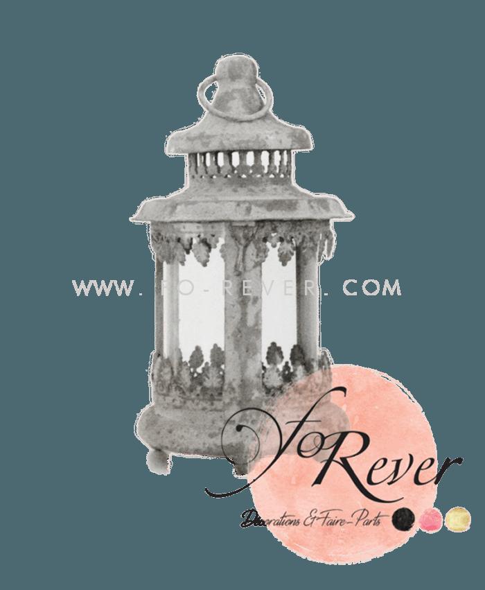 Petite Lanterne Vintage H21cm