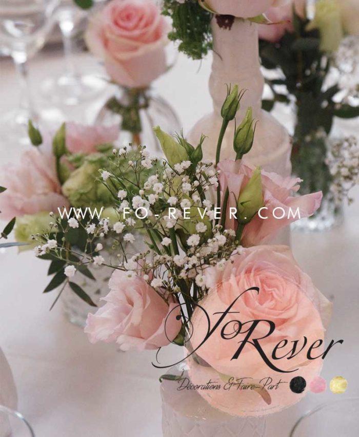 6 Vases Vintage