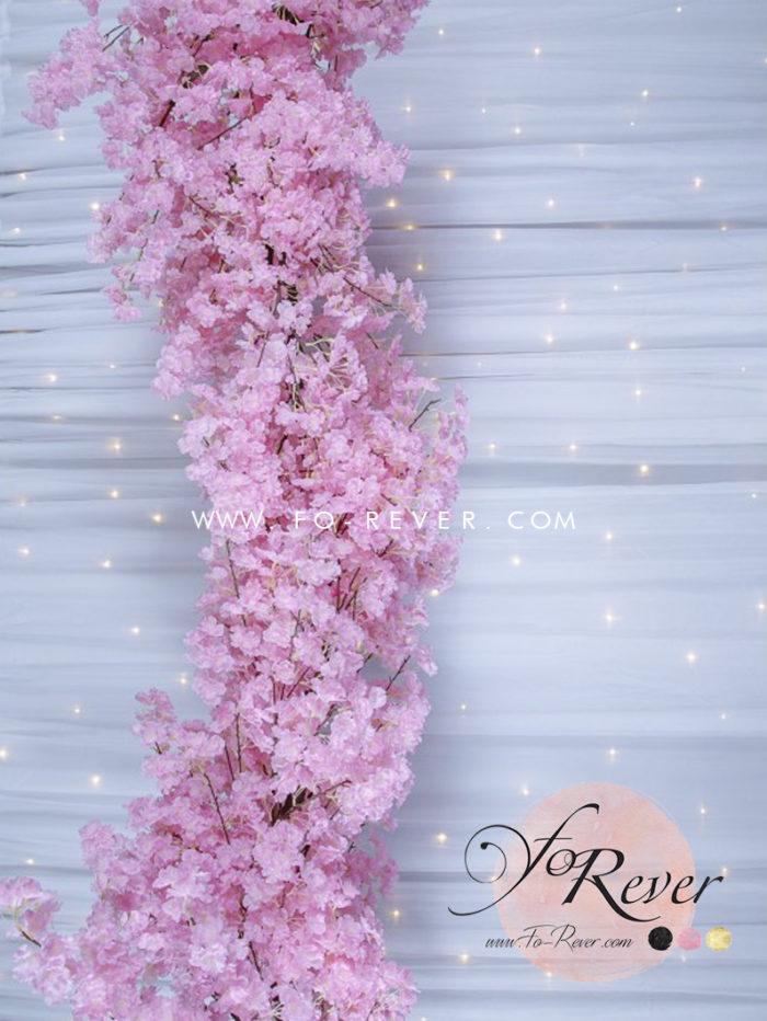 Entrée arbre cerisier