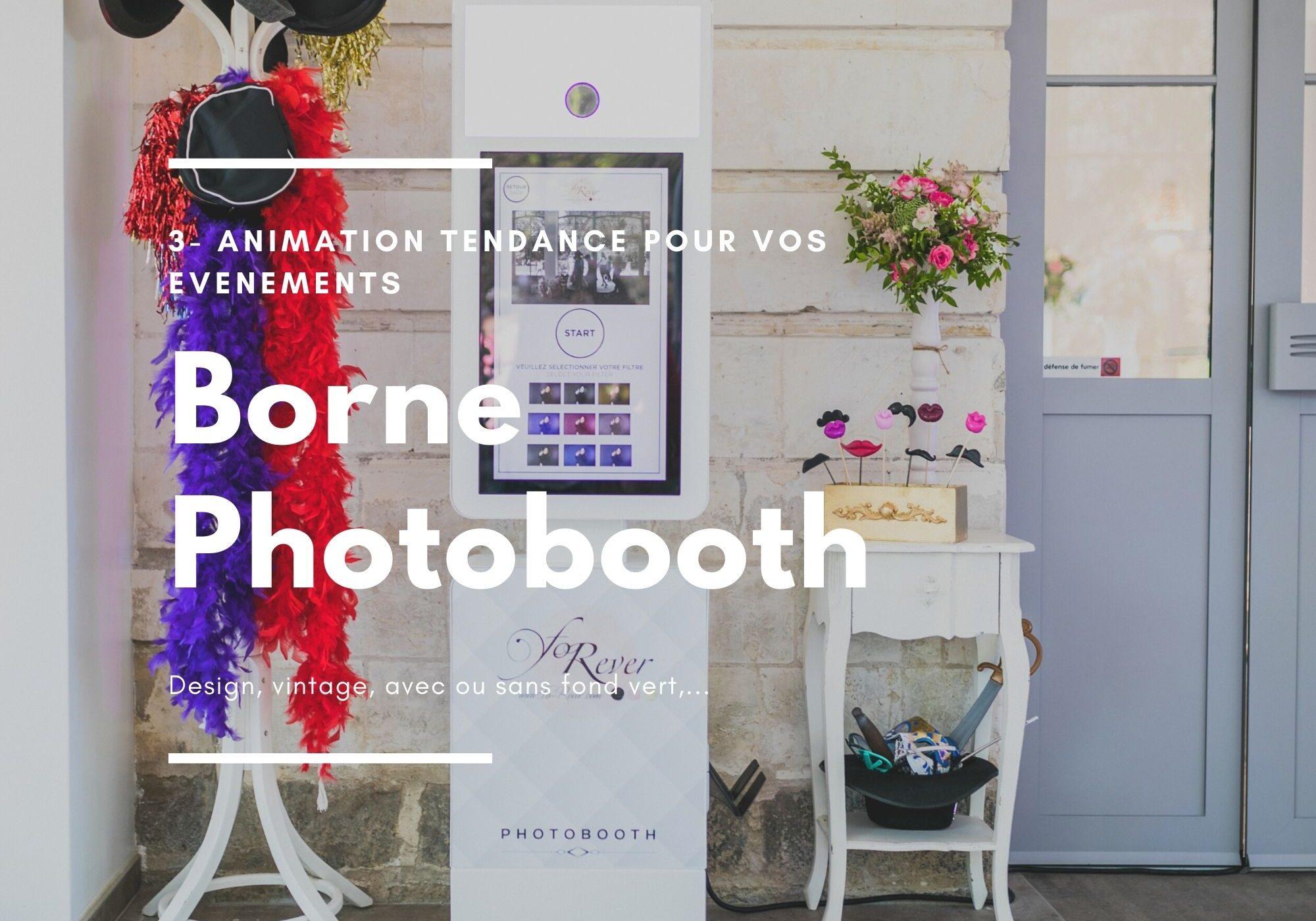 Catalogue borne photo forever